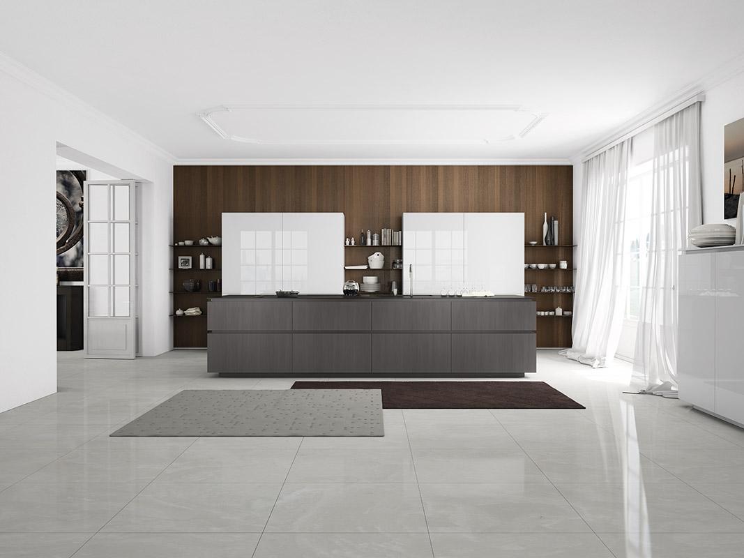 Project Studio Italiaanse design keukens Comprex